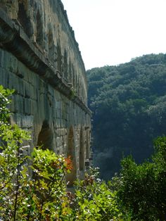 The Pont du Gard, France