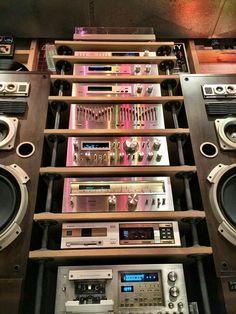 high end audio - High End Audio Equipment For Sale - Audioroom Radios, Equipment For Sale, Audio Equipment, Som Retro, Mini System, Audio Rack, Speaker Amplifier, Speakers, Audio Sound