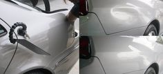 Paintless #dent removal (PDR) is the best #choice to remove dings and dents from your #vehicle.  Feel #free to #call us today on 01332 402401 #paintless #repair #DEdr