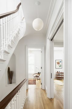 Stunning brownstone remodel | Home | Pinterest | Staircases ...