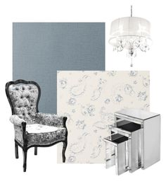 """""""Wedgwood Blues"""" by serendipityhome on Polyvore featuring interior, interiors, interior design, home, home decor and interior decorating"""
