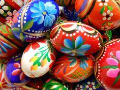 Luxury Easter Eggs, Easter Symbols, Polish Easter, Easter Gift, Easter Wishes, Easter Card, Easter Decor, Easter Ideas, Happy Easter