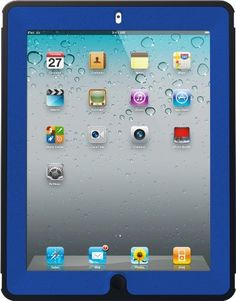 OtterBox Defender Series Case with Screen Protector and Stand for the New iPad (4th Generation), iPad 2 and 3 - Blue Deep Sea by OtterBox, http://www.amazon.com/dp/B007WPHXH4/ref=cm_sw_r_pi_dp_XIEArb000A88X