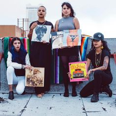 In music, nightlife, visual arts and more, we've seen a rise in self-identified brujas. We took a look at what this term means to young Latinx today.
