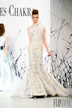 Georges Chakra Spring-summer 2014 - Couture
