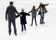Ice Skating in Rancho Mirage? Only at the Westin!