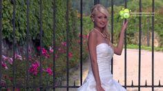 Brauttrends 2013 - Hochsteckfrisuren, Brautfrisuren und Braut-Make-up 2013 Mir gefällt die Frisur auf dem Titelbild, siehe auch im Video bei 3:00 bis 3:03