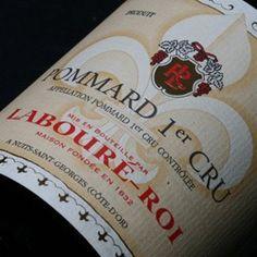 Labouré-Roi  Pommard 1er cru 2006 Bouteille    Appellation Pommard - Vin de Bourgogne - Vin rouge