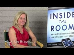 """TRAILER FOR:  """"Inside the Room:  Writing Television with the Pros at UCLA Extension Writers' Program"""""""
