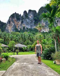 "Damion Figueroa-1stPhorm HQ on Instagram: ""🌴😁 #thailand #travelling #shotoniphone #iphonex"" Krabi, Travelling, Thailand, Shots, Instagram"