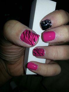 Sloppy Nails ;)