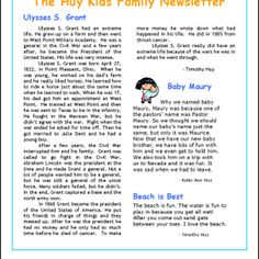 Finding Great Family Hobby Ideas | Newsletter sample and Families