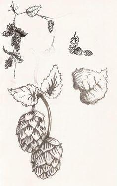 hops tattoo?
