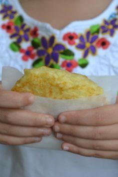 """Milchreis Apfel Puffer, Milchreis-Apfel-Puffer, Familienküche, Gastbeitrag """"Kinder, kommt Essen!"""", Milchreis to go http://lifestylemommy.de/food-lieblingsgerichte-der-kinder-von-bloggermoms-15-kinder-kommt-essen-praesentiert-milchreis-apfel-puffer/"""