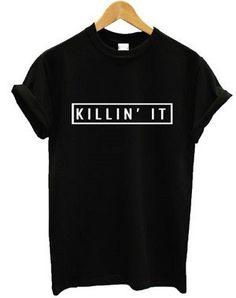 Killin' It Tee -Black | NewAgeRebel