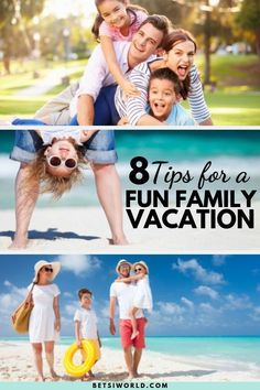 Family Vacation Tips: 8 Witty Tips to Make Your Vacation Fun! - 8 Tips for a fun family vacation! If you want to have a fun, peaceful family vacation you'll need - Cruise Excursions, Cruise Destinations, Family Vacation Destinations, Disney World Vacation, Vacation Trips, Vacation Travel, Vacation Ideas, Packing Tips For Vacation, Packing Lists