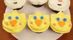 Chocobo cupcakes ♥