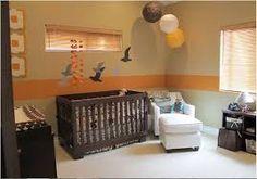 decoración cuarto de bebe niña - Buscar con Google