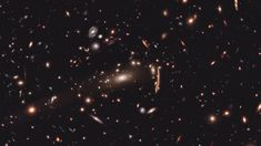 Distorted Images, Field Camera, Astronomical Observatory, Space Facts, Hubble Images, Hubble Space Telescope, Astrophysics, Dark Matter