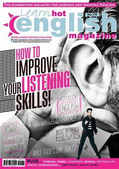 Hot english magazine 179