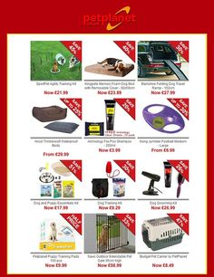 Pets Planet Offers 24th October - 4th December 2016 - http://www.olcatalogue.co.uk/pp/pets-planet-offers.html