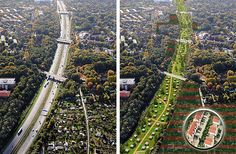 Hamburg, Germany to link 27 miles of green space by 2034