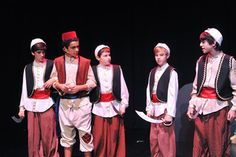 Middle School Mondays: Our Production of Disney's Aladdin Jr.