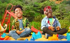 "KYLE Feat. Lil Yachty ""iSpy"" Video – HWING"