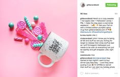 Write a Better, More Engaging Instagram Caption - The Shop Files New Instagram, Instagram Caption, Hot Apple Cider, Engagement Outfits, Dog Wear, Tumblr, Halloween Candy, Cozy Sweaters, Pumpkin Spice