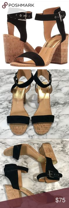 """NWOB Dolce Vita Carley Sandal NWOB Dolce Vita (Nordstrom brand) Carley Sandal Get ready for Spring 🌼🌸🌺 with these beauties 3.5"""" Block heel Dolce Vita Shoes Sandals"""