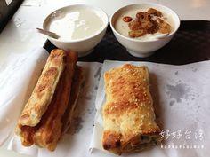 台北で超人気の台湾朝ごはん、阜杭豆漿(中正区)