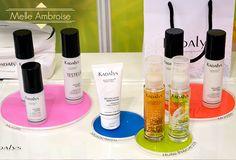 Découverte des cosmétiques Kadalys (à base de banane verte et jaune) au salon Beyond color - Lire l'article : http://melleambroise.com/mes-grosses-surprises-au-salon-beyond-color/