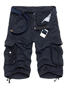 06e4cd17beb Buy Camo Military Shorts Bermuda 2017 Summer Camouflage Cargo Shorts Men  Cotton Loose Tactical Short Pants No Belt . ChefsCasual ShortsMale FashionNew  ...