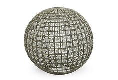 Vintage French Decorative Ball on OneKingsLane.com