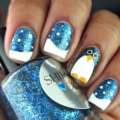You're sure to be inspired by this amazing nail art from all over the web!