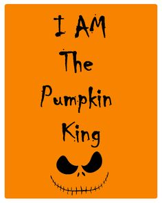 FREE Halloween printables! LOVE Jack skellington!!