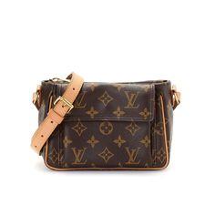 Louis Vuitton Monogram Viva Cite PM Shoulder Bag M51165 Vi0024  40b5b94aa92e9