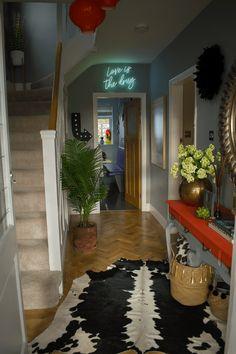 Hallway Entrance Ide