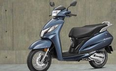 Honda Activa Is Officially the Largest Selling in India for 2016 Blue Things blue color activa Yamaha Scooter, Yamaha Bikes, Honda Motorcycles, Four Stroke Engine, Tubeless Tyre, Used Bikes, Sketches Of People, Buy Bike