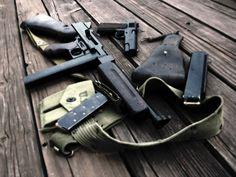 Thompson Machine Gun 1928 A1 .45