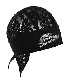 Harley-Davidson Women's Winged Text Flowered Lace Head Wrap Black HW03730 Harley-Davidson http://www.amazon.com/dp/B00LAHN3OM/ref=cm_sw_r_pi_dp_xhDEub17NG70Z