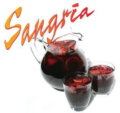 Best Sangria Recipe Ever  From drink-ol-o-gy The Art and Science of the Cocktail      1 lemon cut into wedges   1 lime cut into wedges  1 orange cut into slices  1 cup Cointreau or Triple Sec  1 bottle Rioja or your favorite red wine   10 ice cubes      Muddle fruit with Cointreau to release juices.  Add wine and ice, stir.  Refrigerate for 1 hour and serve.