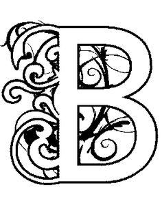 LetterEPicturePrintable  Illuminated Letters Coloring Pages