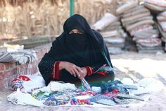 Bedouin Woman  #sinai #sinaipeople #rasshitan