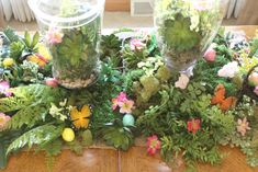 25 Spring Tablescapes! - Celebrate & Decorate