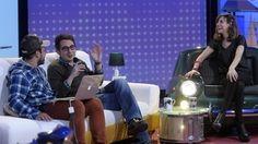 Valentí SanJuan, Berto Romero & Bibiana Ballbè:Etiquetats, el primer programa en línia de TV3