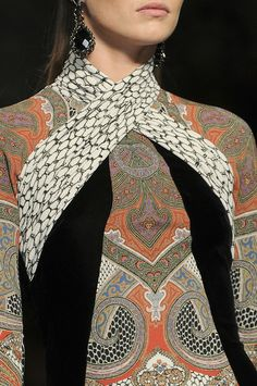 Etro Fall 2012 - Details