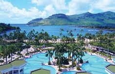 On the lush island of Kauai, world-class golf, spa and resort operations harbor an island experience akin to none.