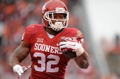 Power Ranking Top 10 Big 12 College Football Players For 2015 Season