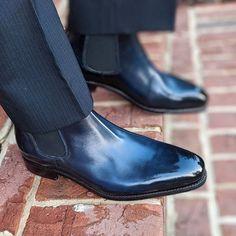 Oxfords, Loafers Men, Men's Shoes, Dress Shoes, Leather Chelsea Boots, Custom Shoes, Menswear, Mens Fashion, Ali